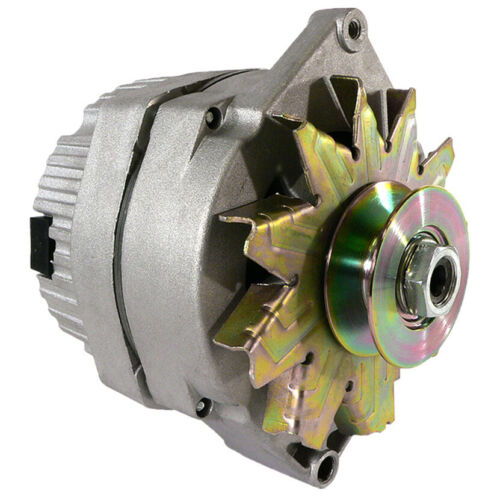 NEW 1 WIRE 12V 63AMP ALTERNATOR FITS FORD 2N 9N TRACTORS REPLACES GENS AKT0001