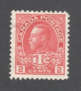 CANADA STAMP #MR3a WAR TAX TYPE II 1916 UNUSED