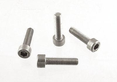 in acciaio inox A2 DIN 912 M4X40 50 pezzi Viti cilindriche con esagono incassato