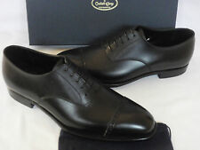 NEW Crockett & Jones BELGRAVE Handgrade Black Leather Shoes ALL SIZES RRP £525