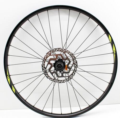 Fahrradteile & -komponenten Laufrad Concept 27 vorne,Centerlock Shimano Nabe Bremsscheibe SM-RT20M 180mm