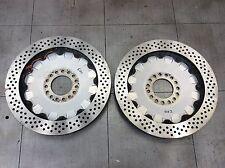 Alcon Racing Motorsport 378mm x 32mm BTCC drilled brake disc rotors AP (pair)