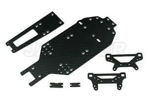 Jazrider Carbon Upgrade Conversion Kit Set For Tamiya Ta02 Ta02sw Rc Car Parts Ebay