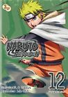 Naruto Shippuden Set 12 Us-version REGIO 1 3dvd