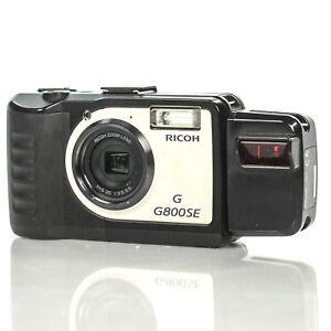 Ricoh-G800SE-Digital-Camera-w-BR-1-Scanner-NO-AC-Adapter-SD-Card-Grade-B