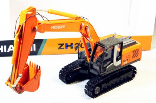 1//50 Scale NIB Hitachi Zaxis ZH200 Excavator DieCast