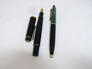 Pelikan-Fueller-und-Kugelschreiber