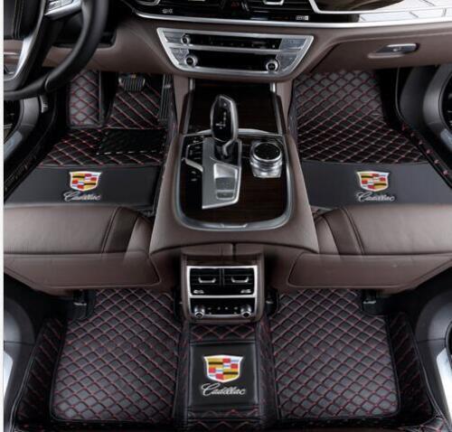 For Cadillac XT4 2018-2019 Escalade LOGO Car floor mats