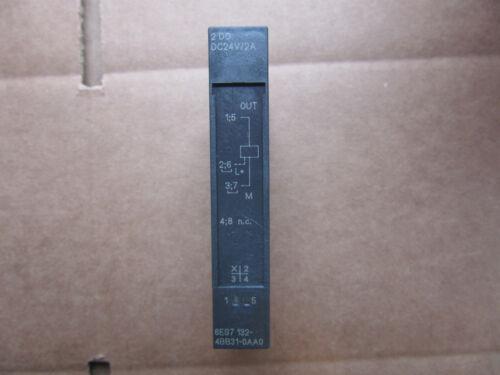Factory Sealed Box Siemens 6ES7 132-4BB31-0AA0 Digital Putput Module NEW!!