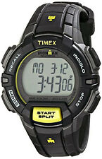 "Timex Women's  ""Ironman Rugged"" Digital Watch with Black Rubber Band T5K8099J"