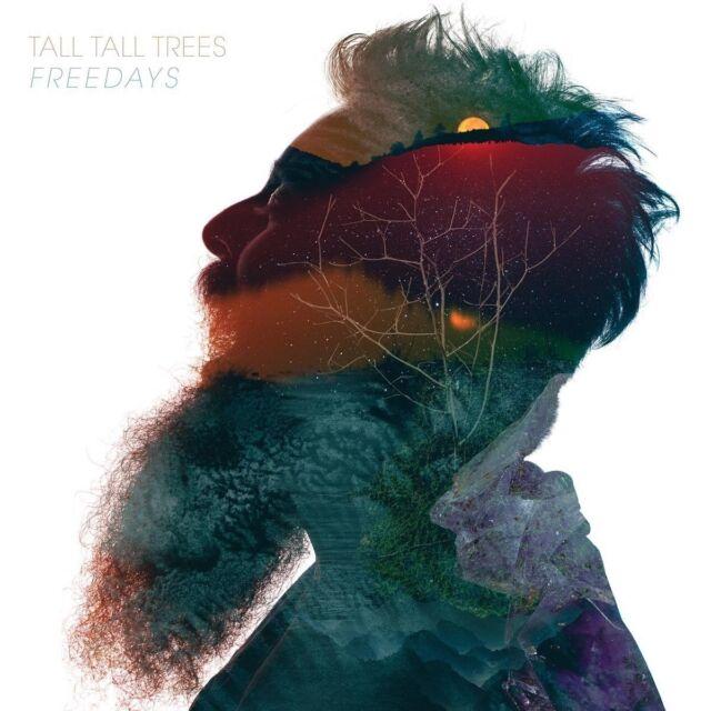 TALL TALL TREES - FREEDAYS (LIMITED WHITE VINYL)   VINYL LP + MP3 NEW!