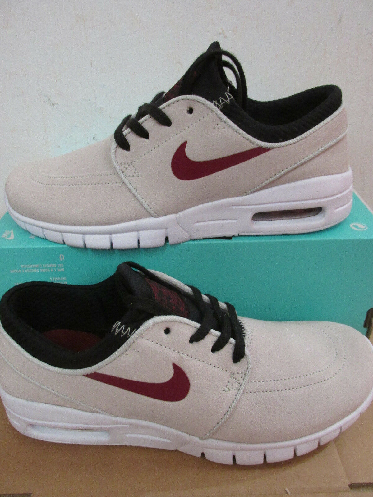 718581a69f Nike SB janoski MAX L mens trainers 685299 060 sneakers shoes CLEARANCE  stefan nekvsq1363-Athletic Shoes