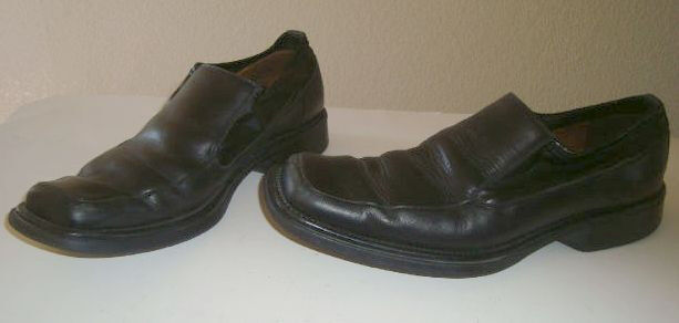Kenneth cole New York size 9 Slip-on Loafer Shoes Made in Italy