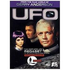 UFO - Megaset (DVD, 2003, 8-Disc Set) Gerry Anderson NEW