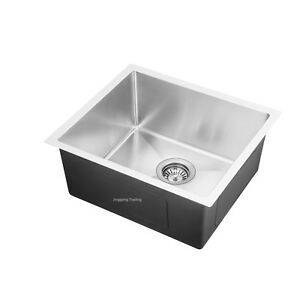304 Handmade Stainless Steel Kitchen Sink /Laundry Tub  (51cmx45cm)