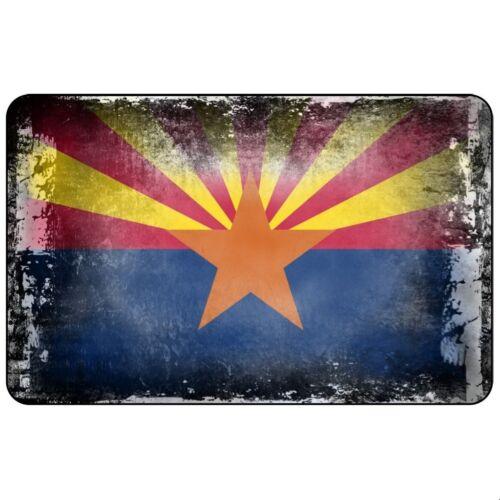 Kühlschrankmagnet,Magnetschild,Magnet-US-Bundesstaat Arizona,chubby,alt.