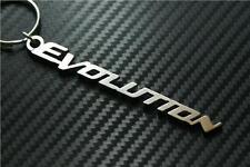 EVOLUTION keyring Schlüsselring porte-clés keychain RS EVO 6 7 8 9 10 WRC GT FQ