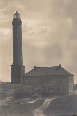 Ak North Sea Resort Norderney Lighthouse Unused Cleaning The Oral Cavity. g2815