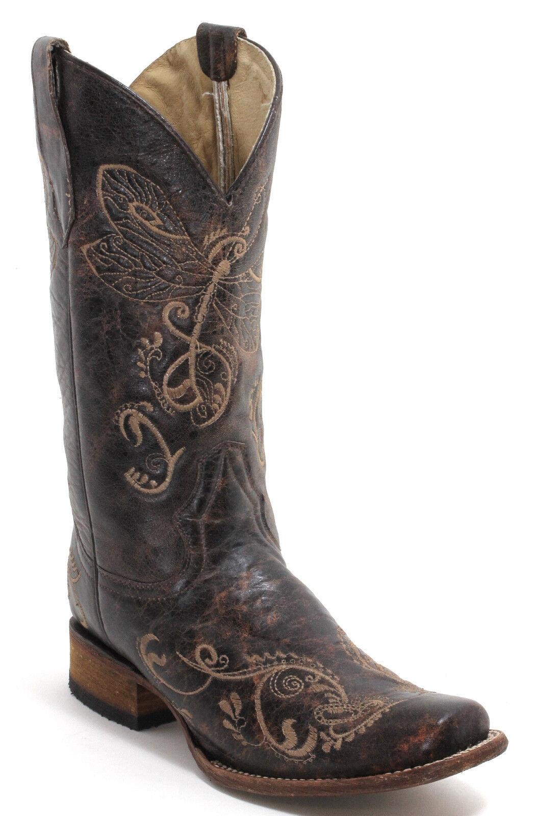 Western Western Western botas botas de vaquero reitbotas solchaga style line Dance Circle g 42  oferta de tienda