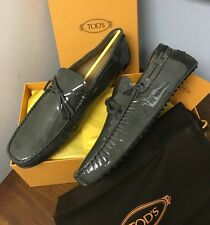 $595 TOD'S **Current season** Driver sz 9.5UK/10.5US Italy Loafers Driving Shoes