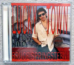 CD / BRUCE SPRINGSTEEN / LUCKY TOWN / 1992 / RAR /
