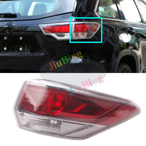 Image Is Loading Outer Right Side Tail Light No Bulb Brake
