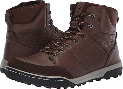 f707cf4888 ECCO Men's Urban Lifestyle High Hiking Shoe Coffee/ely, 45 M EU 11-11.5 US  809704553665 | eBay