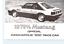 OFFICIAL PACE CAR INDIANAPOLIS Mustang 1979 and a half Postcard Joe Heisler