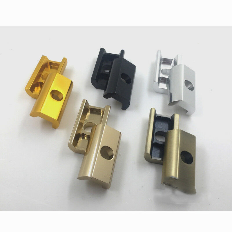1 Pair Hinge Clamp Plate With Wrench for Brompton Folding Bike