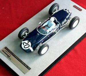 NEW-STERLING-MOSS-039-s-20-1961-LOTUS-18-F1-MONACO-GP-WIN-1-18-Tecnomodel-Lim-Edt