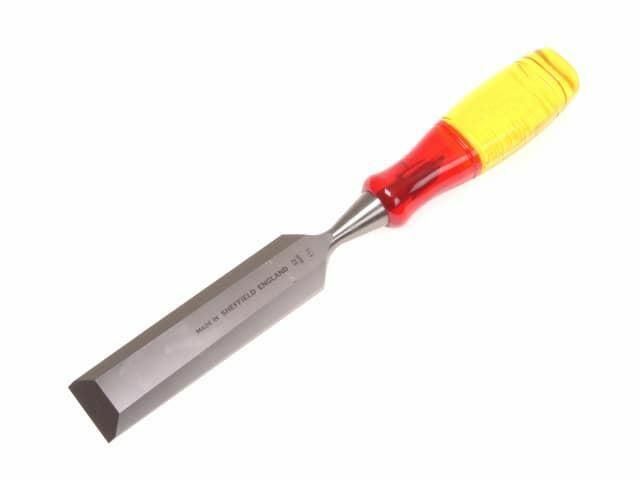IRWIN - Mango a prueba de fractura de cincel de borde cónico 32mm (1.1   4 in)