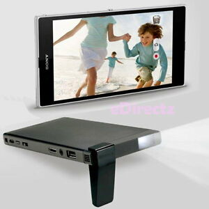 Sony mp cl1 hd mobile projector portable mini home cinema for Best mini projector for presentations