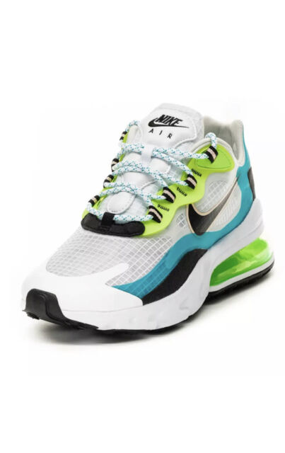 Nike Air Max 270 React SE sneakers, US Size 11 (UK Size 10, 29cm, EUR45)RRP $230