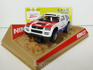 Scx-Scalextric-Slot-Ninco-50403-Volkswagen-Touareg-034-Salo-Von-Hobby-034-2005