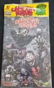 Insane-Clown-Posse-The-Pendulum-11-Comic-Book-amp-CD-SEALED-twiztid-blaze-icp
