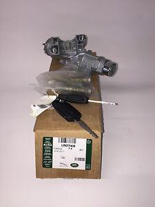 Land-Rover-Defender-90-110-130-Neuf-Origine-Puma-Lock-Set-Complet-Avec-Touches