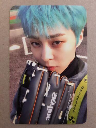 Cbx Xiumin Auténtico Tarjeta con fotografía oficial #1 días floreciente 2nd álbum Exo 시우민