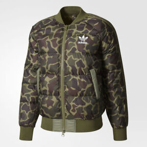 b7c6bcb04 Adidas Camo Pharrell Williams HU Hiking SST Track Jacket Szes XS and ...