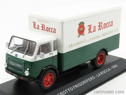 Edicola vcde012 scala 1//43 om fiat tigrotto truck frigorifero la rocca