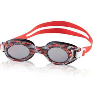 6 Color Choices Details about  /Speedo Junior Glide Print Swim Goggles