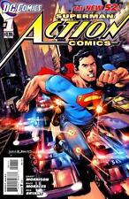 Action Comics Vol. 2 (2011-Present) #1