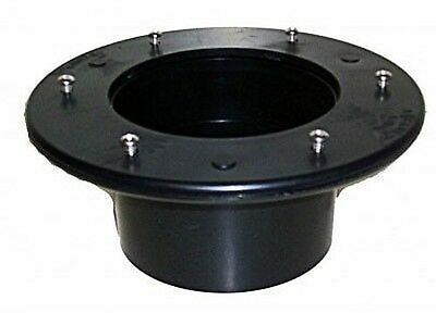 PVC SOLVENT WELD FLANGED WASTE BLACK TANK/LINER POND PIPE FITTING ALL SIZES