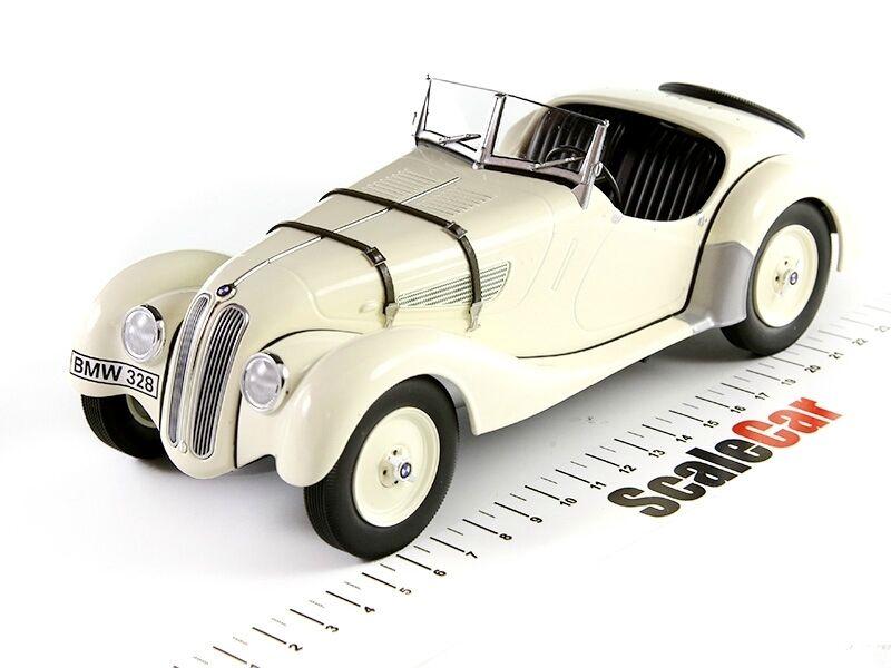 BMW 328 Cabriolet Open Roadster 1937 Heritage Collection Dealer Box 80432411548