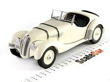 BMW 328 CABRIOLET ROADSTER 1937 HERITAGE COLLECTION 1:18 DEALER BOX 80432411548