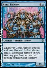 4x Coral Fighters // NM // DD: Venser vs. Koth // Engl. // Magic the Gathering