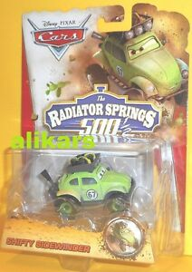 SHIFTY-SIDEWINDER-Off-Road-Mattel-Radiator-Springs-500-Disney-Cars-vehicle-New