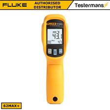 Fluke 62 Max Dual Laser Infrared Thermal Temperature Reader 30c To 650c