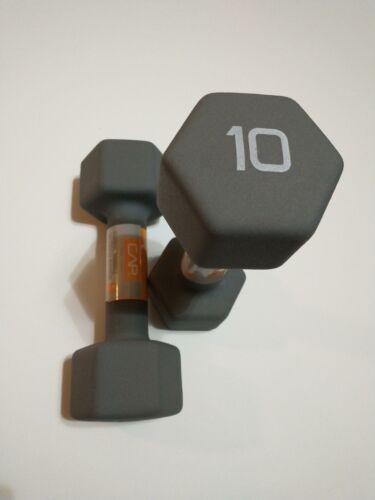 Cap Hex Neoprene Dumbbells Weights 2LB 5LB 8LB 10LB You Pick Set