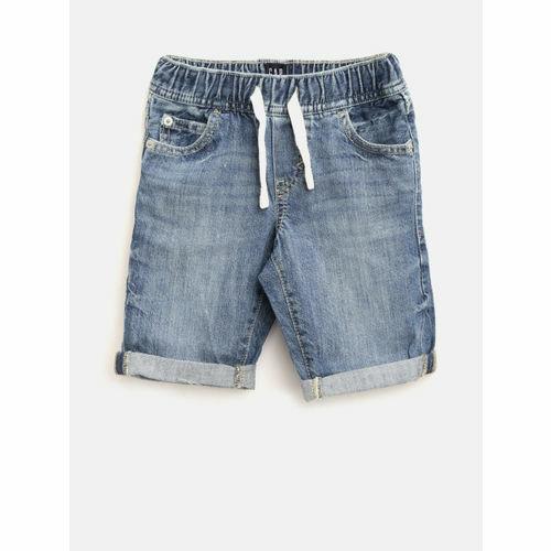 NWT GAP KIDS BOYS DENIM JEAN SHORTS         u pick size