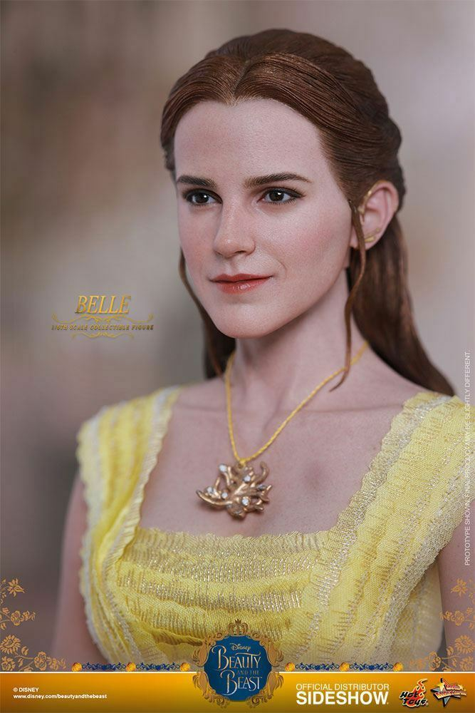 HOT TOYS Beauty and the Beast Movie Masterpiece Masterpiece Masterpiece Action Figure 1/6 Belle 26cm be25bb